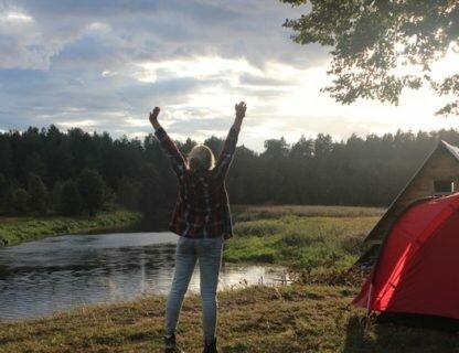 Сентябрьский лагерь 2016: «От дома до планеты, или Туда и обратно»